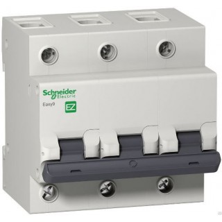 Автоматический выключатель Easy9 3П 16A C 4,5кА 400В Schneider Electric