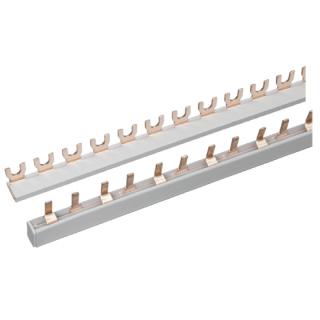 Шина соединительная 56 модулей 100А 3-фазная