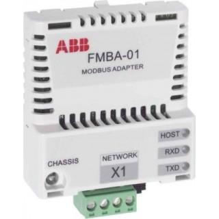 Плата расшир.интерф. Modbus RTU FMBA-01  для ABB ACS355