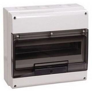 Щиток навесной DOMINO 16M IP66 прозрачная дверь