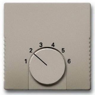 Лицевая панель для термостата 1094U, 1097U ABB basic 2025U (шампань)