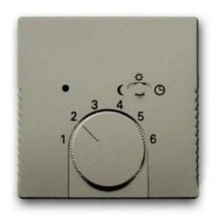 Лицевая панель для термостата ABB basic 1095U, 1096U (шампань)