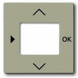 Лицевая панель для таймеров 6455, 6556 и терморегулятора 1098U-101 ABB basic (шампань)