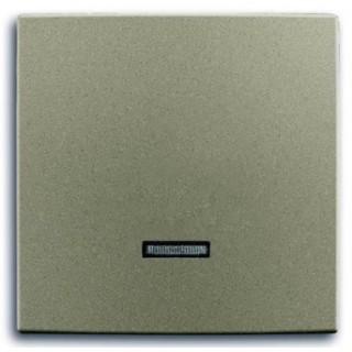 Лицевая панель для светорегуляторов 6524U, 6550U, 6560U, 6593U, 6401U, 6402U ABB basic (шампань)