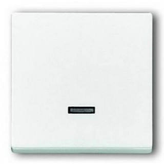 Лицевая панель для светорегуляторов 6524U, 6550U, 6560U, 6593U, 6401U, 6402U ABB basic (белый)
