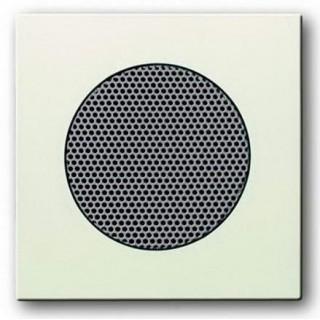Лицевая панель для громкоговорителя 8223U ABB basic (шале-белый)