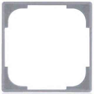Накладка декоративная ABB Basic 55 (серебро/металлик)
