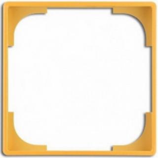 Накладка декоративная ABB Basic 55 (жёлтый)