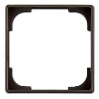 Накладка декоративная ABB Basic 55 (шато-черный)