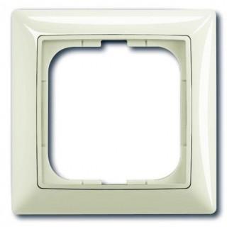 Рамка на 1 пост ABB basic 55 (шале-белый)