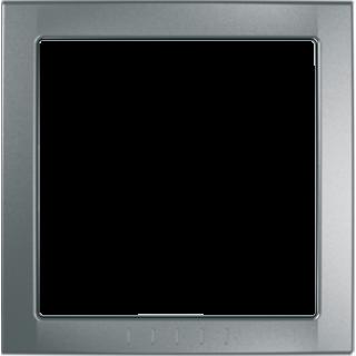 Декоративный элемент для рамок Schneider Unica серебро