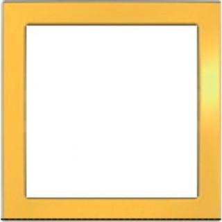 Декоративный элемент для рамок Schneider Unica желтый