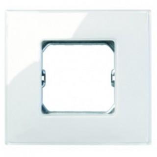 Рамка 1 место Simon 27771-30 белый