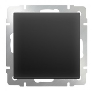 Декоративная заглушка WL08-70-11 черный матовый