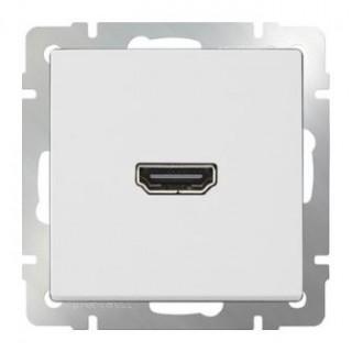 Розетка HDMI WL01-60-11 белый