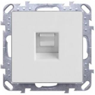 Розетка Ethernet RJ-45 Werkel WL01-RJ-45 белый