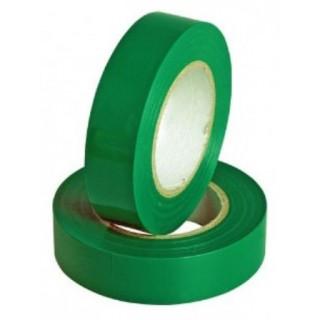 Изолента ПВХ 0,18х19ммХ20м, зеленая