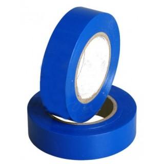 Изолента ПВХ 0,18х19ммХ20м, синяя