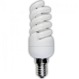 Лампа энергосберегающая 11Вт Е14 2700К mini