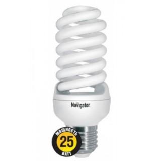 Лампа энергосберегающая 25 Вт Е27 2700К