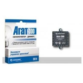 Кнопочный диммер (светорегулятор) Агат-К-300