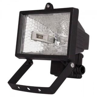 Прожектор галогенный 150 Вт (RFG 001) черный