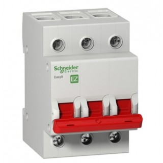 Выключатель нагрузки EASY 9 3П 100А Schneider Electric