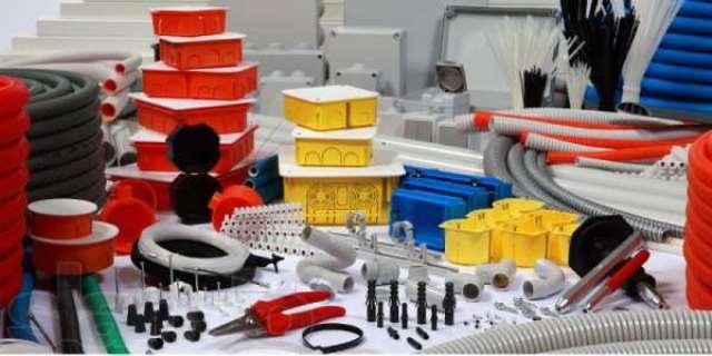 Электромонтажные изделия с доставкой