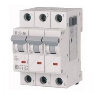 Автоматический выключатель HL-C40/3, 3P, 40A, ХАР-КА C, 4.5KA, 3M