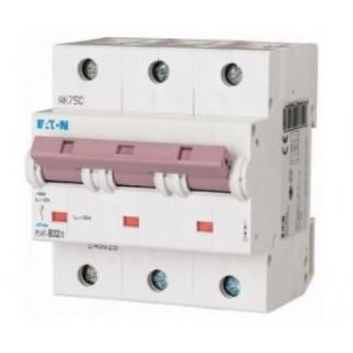 Автоматический выключатель PLHT-B32/3, 3P, 32A, ХАР-КА B, 25KA, 4.5M