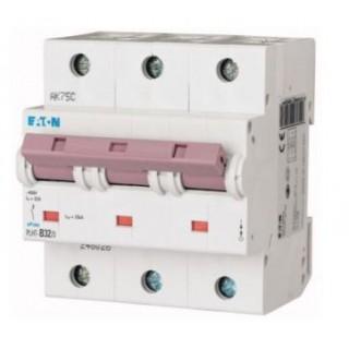 Автоматический выключатель PLHT-C32/3, 3P, 32A, ХАР-КА C, 25KA, 4.5M
