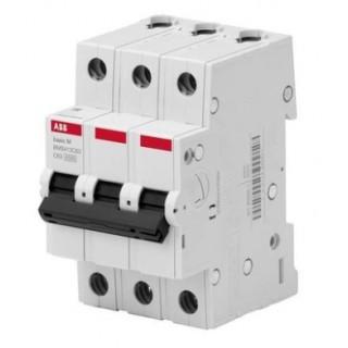 Автоматический выключатель BMS413C32 3P C 32A 4,5KA 3M