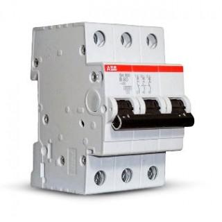 Автоматический выключатель S203-C6 3P C 6A 6KA 3M