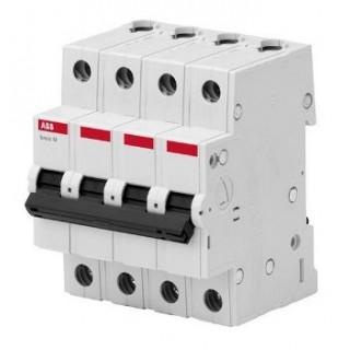 Автоматический выключатель S204-C20 4P C 20A 6KA 4M