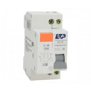 Дифференциальный автоматический выключатель ДА-8 2р 16А 30мА
