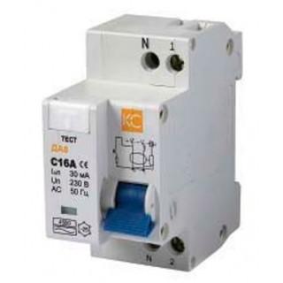 Дифференциальный автоматический выключатель ДА-8 2p 25А 30мА