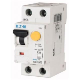 Автомат дифференциальный FRBMM-C10/1N/001, 1P+N, 10A, ХАР-КА C, 10KA, 10MA, ТИП АC, 2M