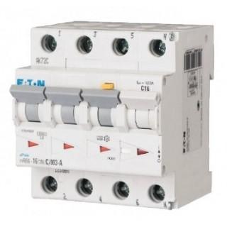 Автомат дифференциальный MRB6-6/3N/C/003-A, 3P+N, 6A, ХАР-КА C, 6KA, 30MA, ТИП А, 4M