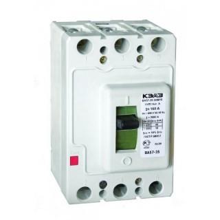 Выключатель автоматический ВА57-35 3 фазный 31.5 А