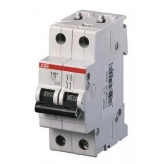 Автоматический выключатель S202P-C1 2P C 1A 25KA 2M