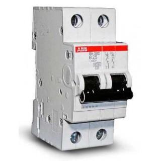 Автоматический выключатель S202-D32 2P D 32A 6KA 2M