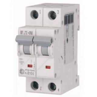 Автоматический выключатель HL-C10/2, 2P, 10A, ХАР-КА C, 4.5KA, 2M