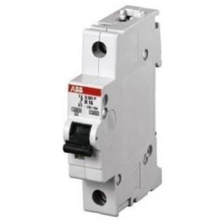 Автоматический выключатель S201P-C6 1P C 6A 25KA 1M
