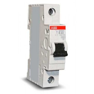Автоматический выключатель S201-C63 1P C 63A 6KA 1M