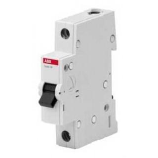 Автоматический выключатель BMS411C63 1P C 63A 4,5KA 1M