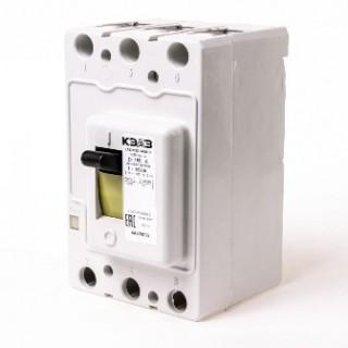 Автоматический выключатель ВА57Ф35-340010-160А-1600-400AC-УХЛ3-КЭАЗ