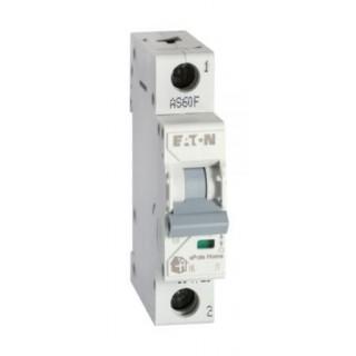 Автоматический выключатель однополюсный 25А Eaton