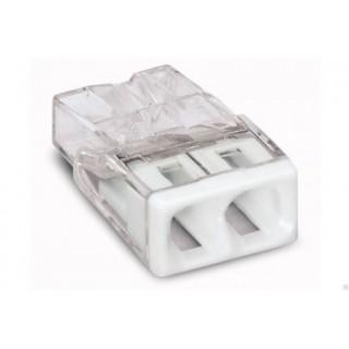 Клеммы WAGO 2273-242 (2х2мм2 с пастой) (упаковка 100 шт)