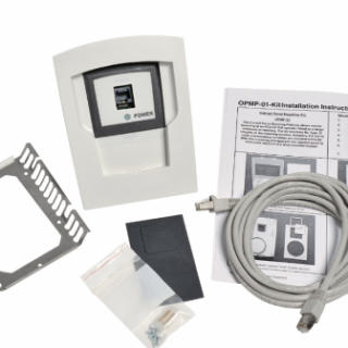Компл.крепл.панели на дверь OPMP-01 для ABB ACS355