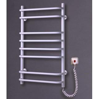 Полотенцесушитель электрический Элна Стандарт 8 белый